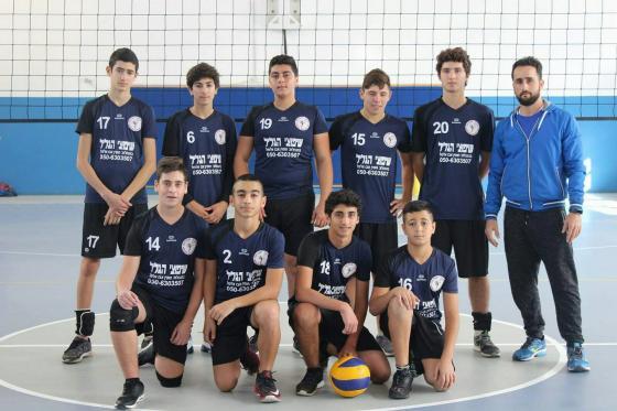 קבוצת הכדורעף