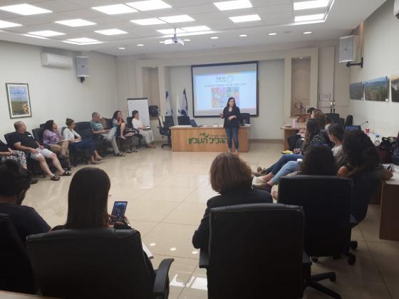 המועצה האזורית גליל-עליון והתנועה הקיבוצית פתחו הכשרה למובילי תחום צעירים בקיבוצים