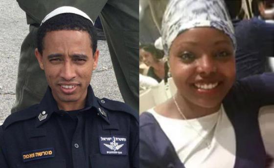 """אנגווץ וואסה ז""""ל ובעלה השוטר. האישה ה20 שנרצחת השנה על ידי בן זוגה"""