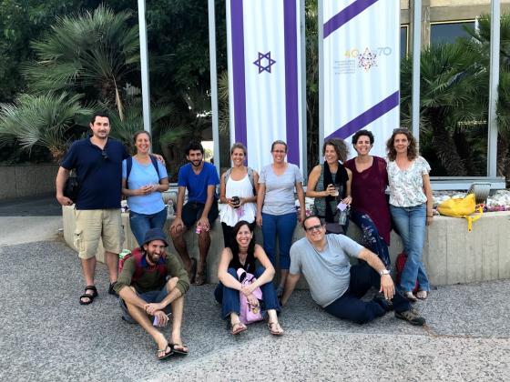 שנת בר מצווה בעמק הירדן